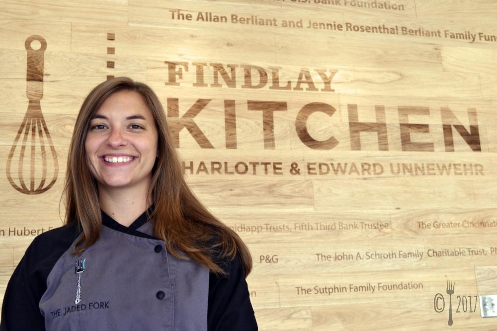 Findlay Kitchen Lindsey on wood wall 3